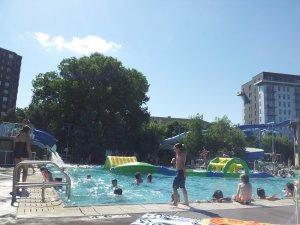 St Louis Park Pool.